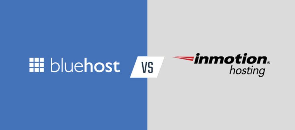 Bluehost vs InMotion hosting